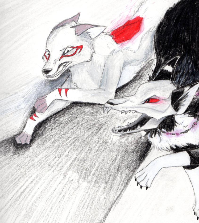 deaths dance by Wolfiesprite