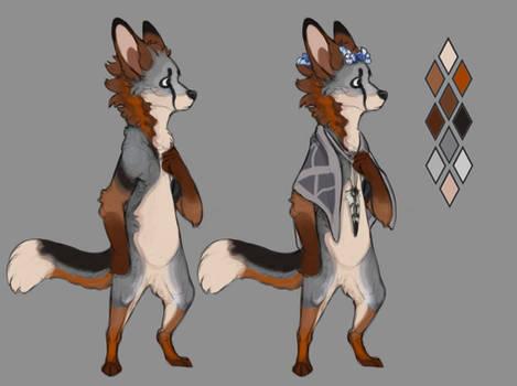 Fox Custom for Lia
