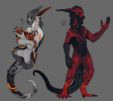 Volcano Tribe adopts