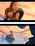 HTTYD II: Counting Stars by LucidOrange