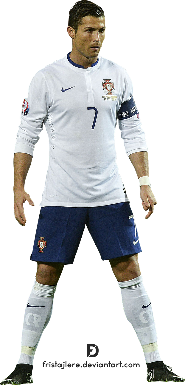 Cristiano Ronaldo Portugal - Render by Fristajlere on DeviantArt