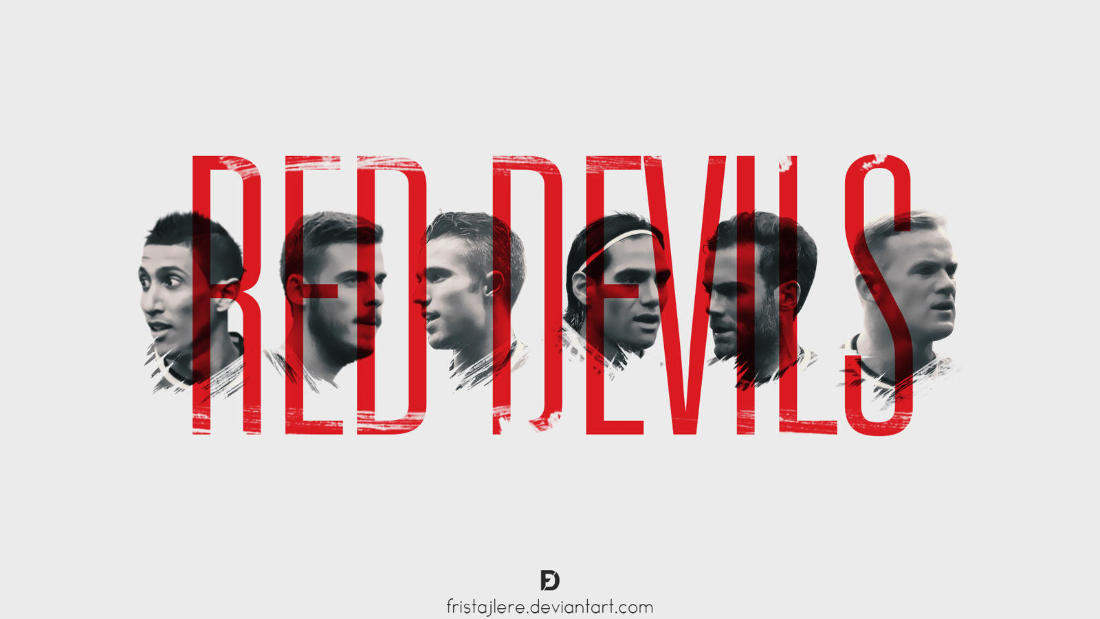 Manchester United Wallpapers Red Devils By Fristajlere