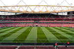 Soccer Stadium Render