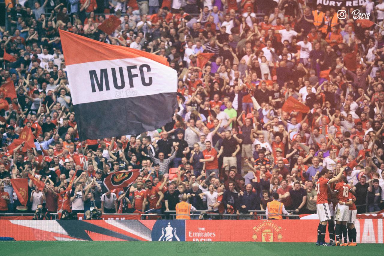 Manchester United Wallpaper 2018 By Fristajlere On Deviantart