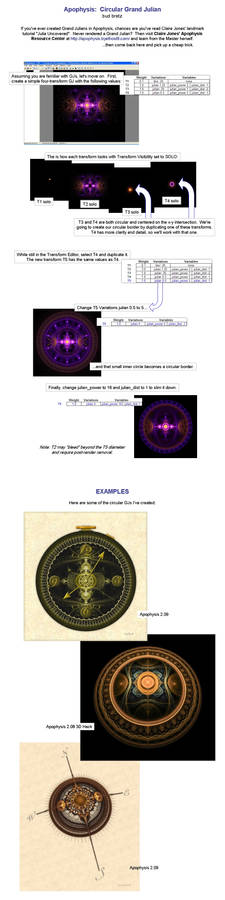 Apo: Circular Grand Julian