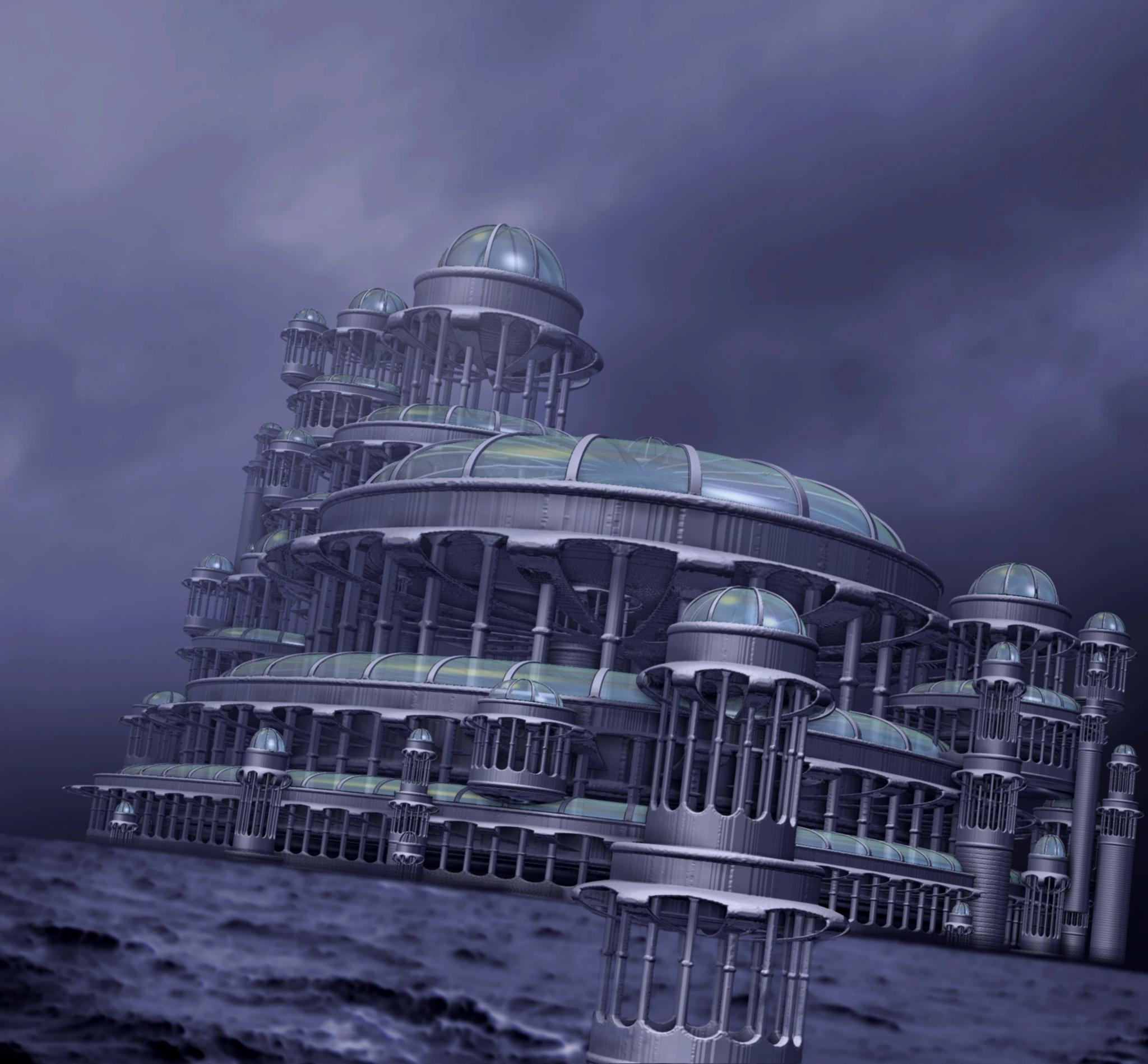 Hail Atlantis by quartertime