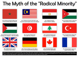 Radical Islam Is Not A Minority by Midnight-Fantom