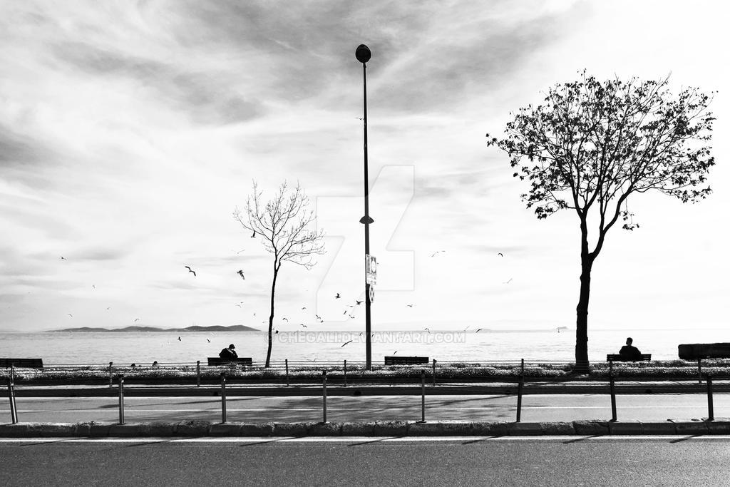 Street Shot #1 by chegali