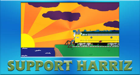 Harriz Stamp (enlarged) by SuperJames526