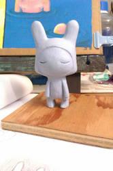 WIP   Little Sculpture II by Chris-Blue
