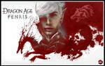 Fenris EA Dragon Age Banner by DanieCali