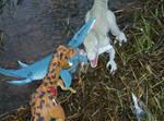 Jurassic World: Death of the Indominus-rex