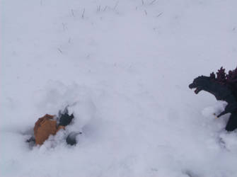 Snow day pt 1 by mutantapk