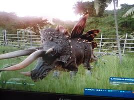 JWE Stegoceratops