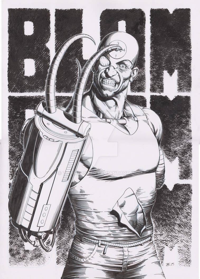 Mean Machine Commission