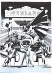Dredd VS Batman
