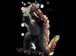 Godzilla's Forgotten Monsters - SEA BARAGON