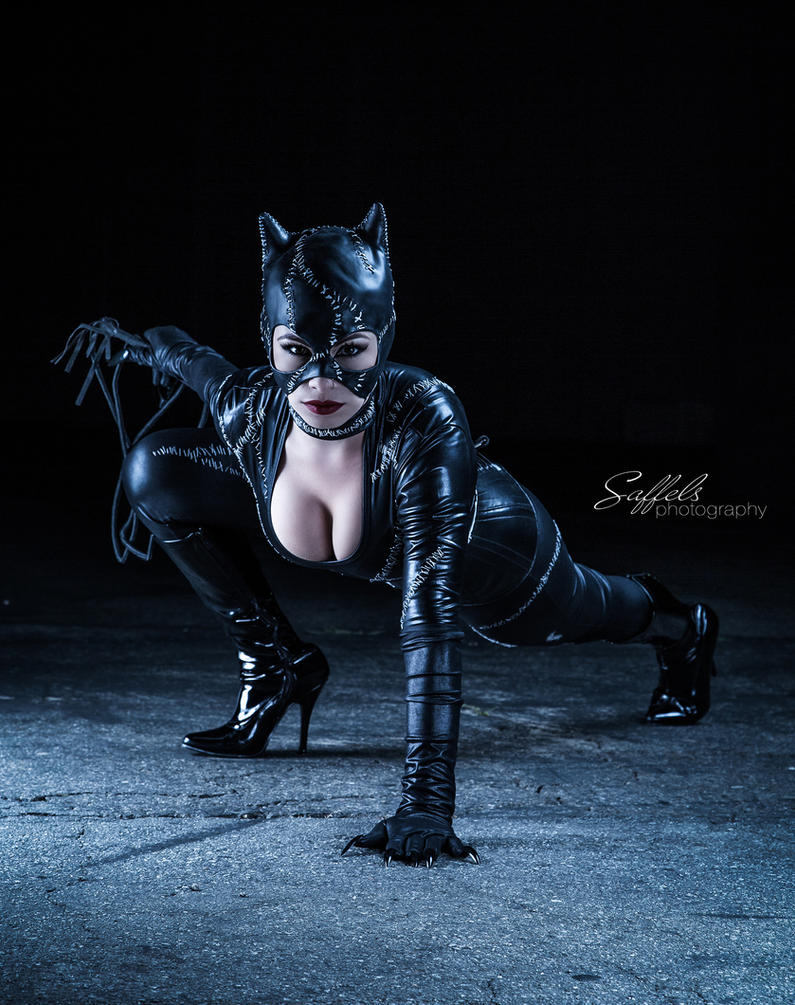 Catwoman by kent01
