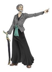 Shinigami Guy by Cloudy-0w0