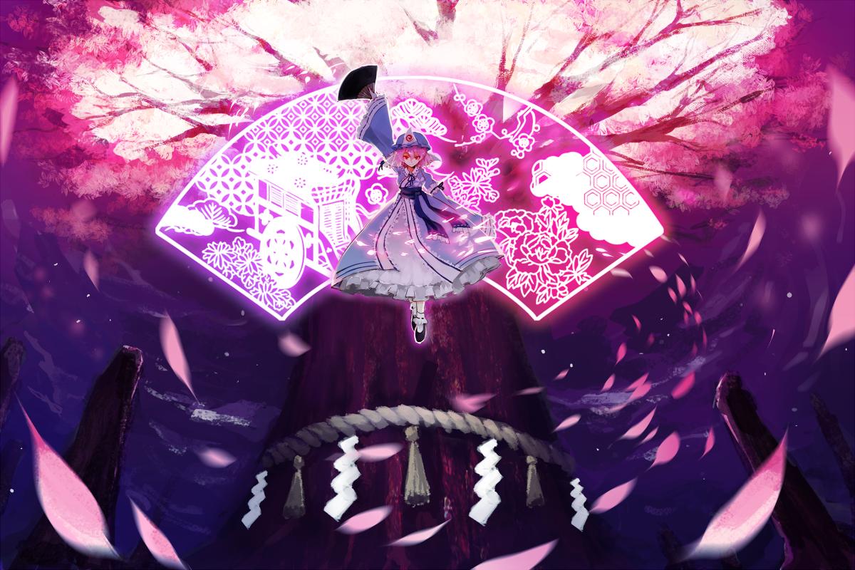 Saigyou Ayakashi Blooming by h-yde