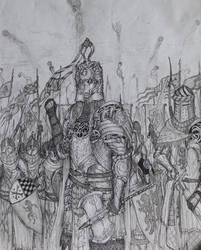 The Emperor's Advance