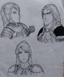 Medieval Nick's Project