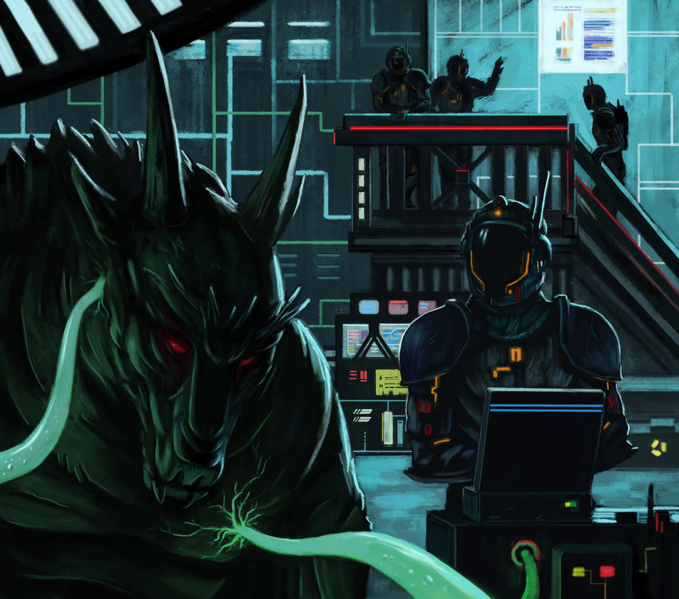 Lab. by LeoV95
