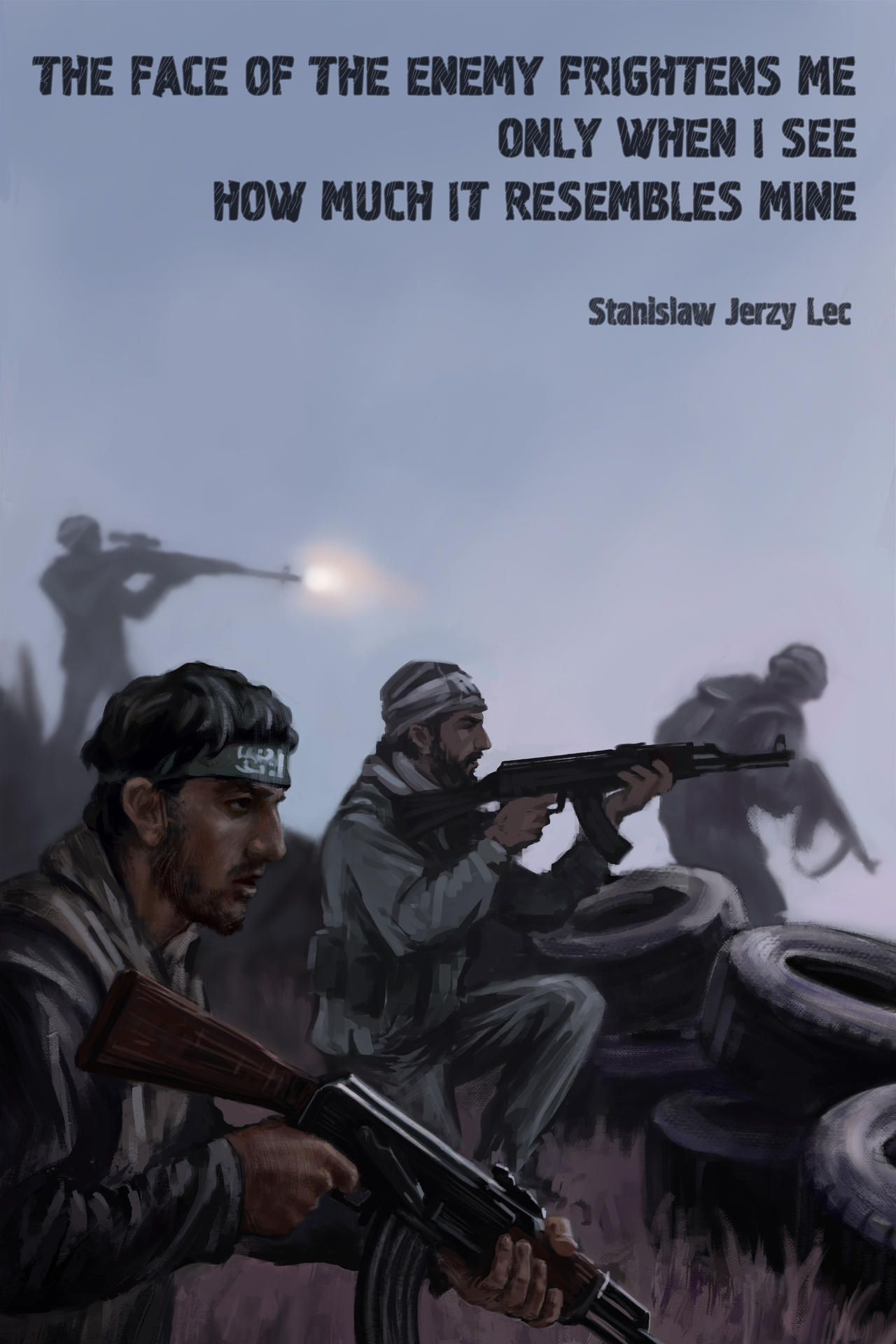 Free Syrian Army by LeoV95
