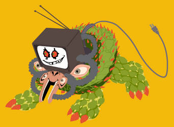 Plant Cat Omega (WIP) by BlitzwingKisses