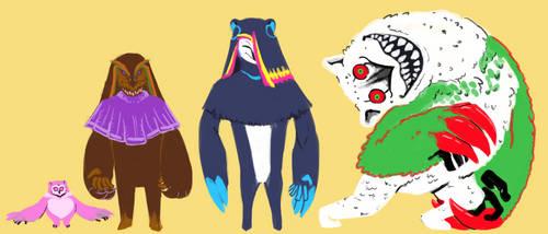 Taum Designs by BlitzwingKisses