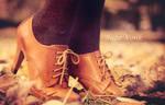 Shoe fetish by Soeky148