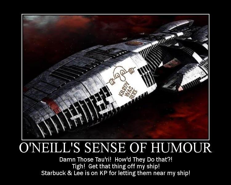 O'Neill's Sense Of Humour
