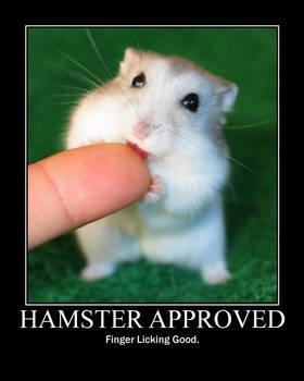 Motivation 33 - Hamster Approv