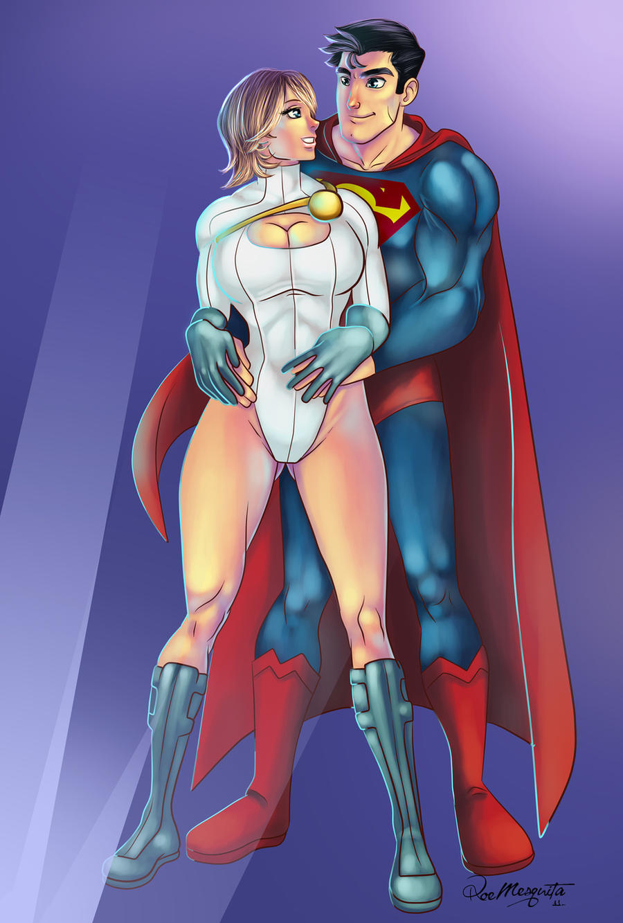 Power girl having sex
