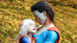 Kara Zor-El anguish of the loss of her parents by kclcmdr