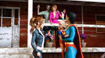 Clara Kara Meets Kent Family Home2 RustedPeace by kclcmdr