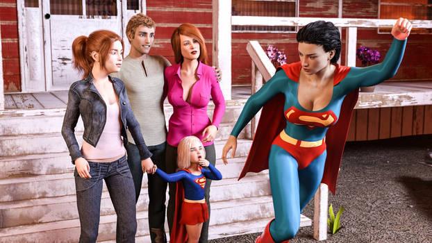 Clara Kara Meets Kent Family Home10 RustedPeace