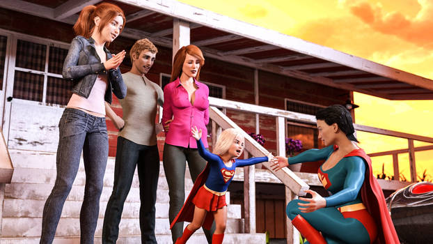 Clara Kara Meets Kent Family Home11 RustedPeace