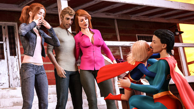 Clara Kara Meets Kent Family Home12 RustedPeace
