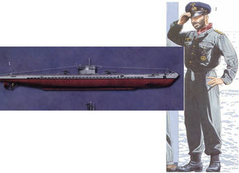 Uboat Uniform Examples