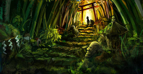 Shrine by LitLoud