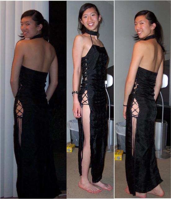 Dress by kecharakittie