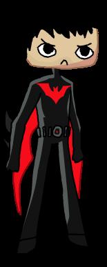 I'm Batman by remnants-of-life