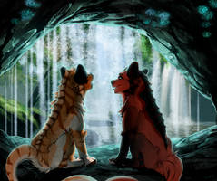 Waterfall Ych 4 by blyak