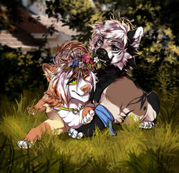 Spring Comming Ych1 by blyak