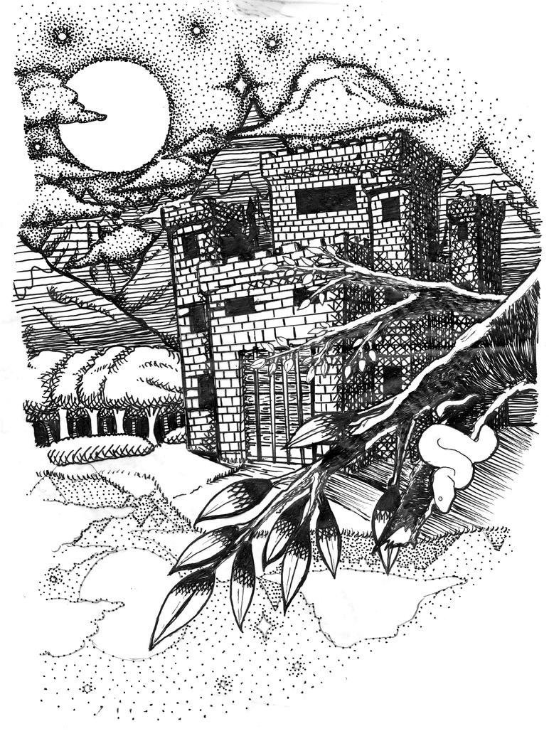 Castle design by DeadGirlsLikeMe