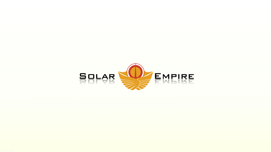 Solar Empire wallpaper by Fragin