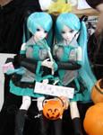 Vocaloid  coser Cindrella