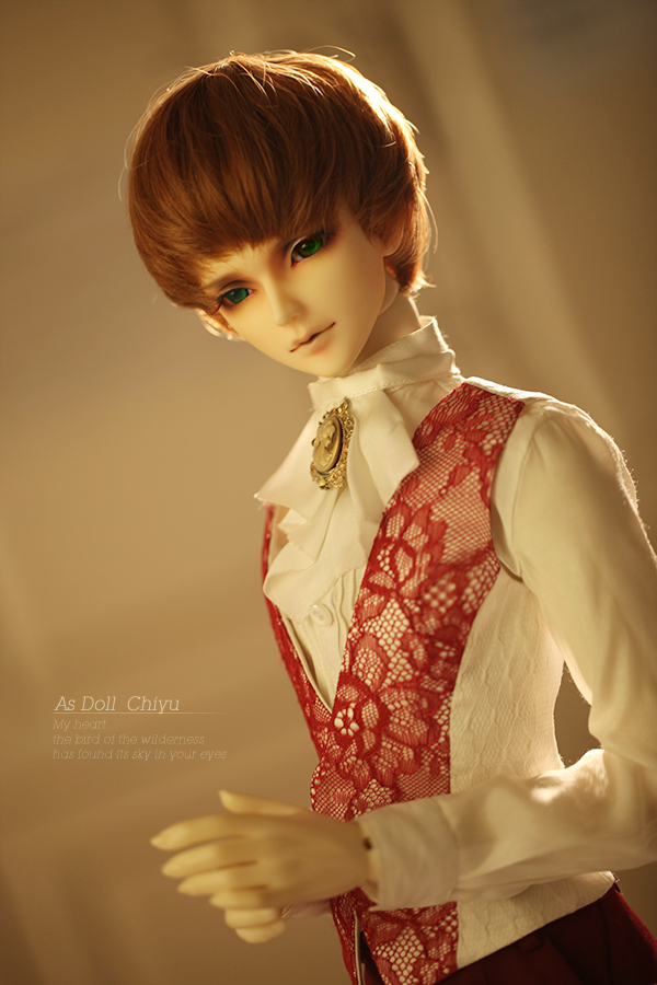 Chiyu by Angell-studio