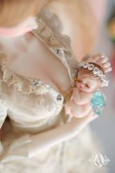 Little angel by Angell-studio